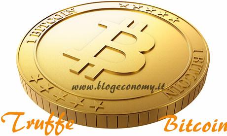 Bitcoin, prime truffe dedicate alla moneta virtuale 1