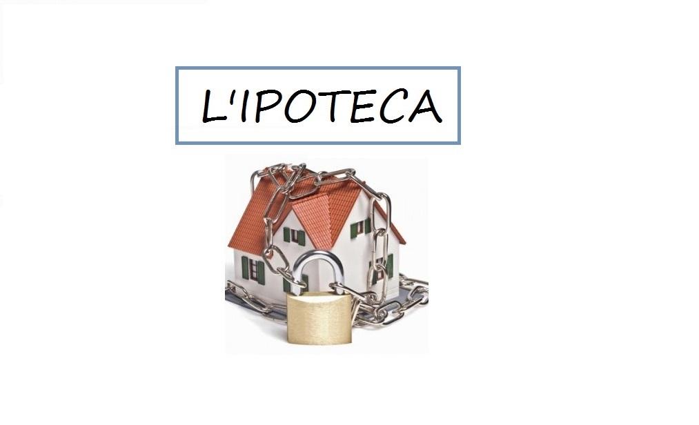 l'ipoteca